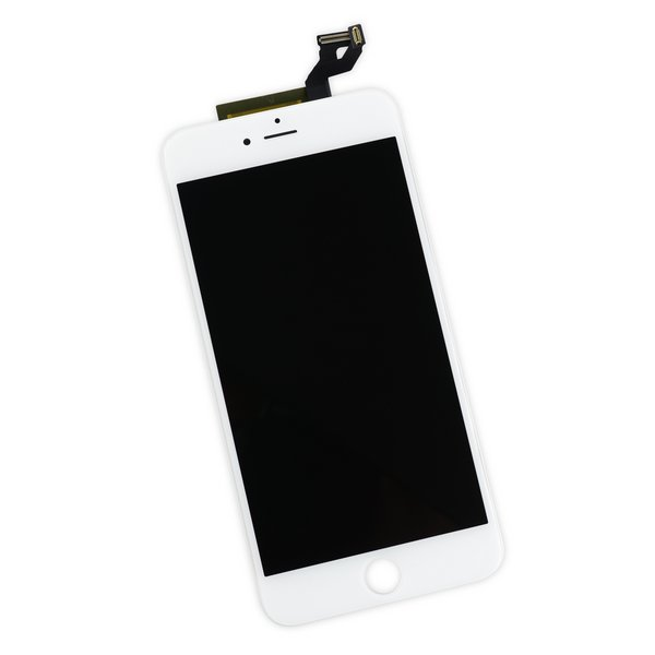 iPhone 6s Plus LCD Screen and Digitizer - Choice / New / Part Only / White