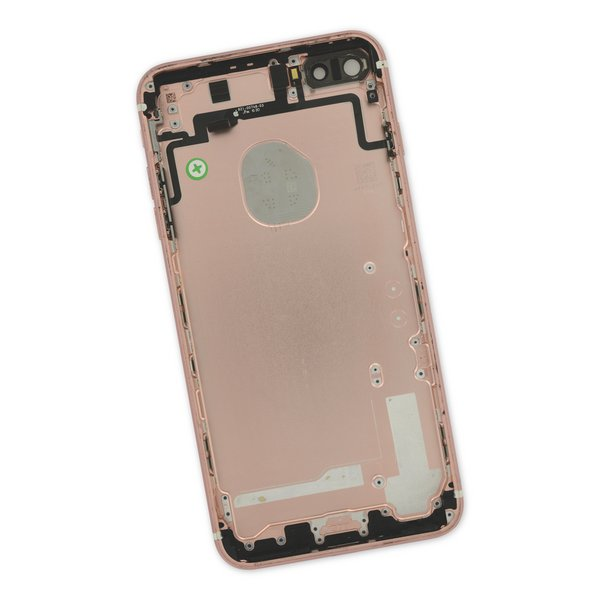 iPhone 7 Plus OEM Rear Case / Rose Gold / A-Stock