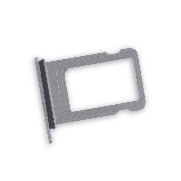 iPhone XS Single SIM Card Tray / New / Silver
