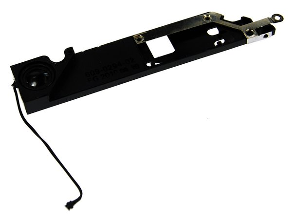 MacBook Unibody (A1342 Mid 2010) Rear Speaker