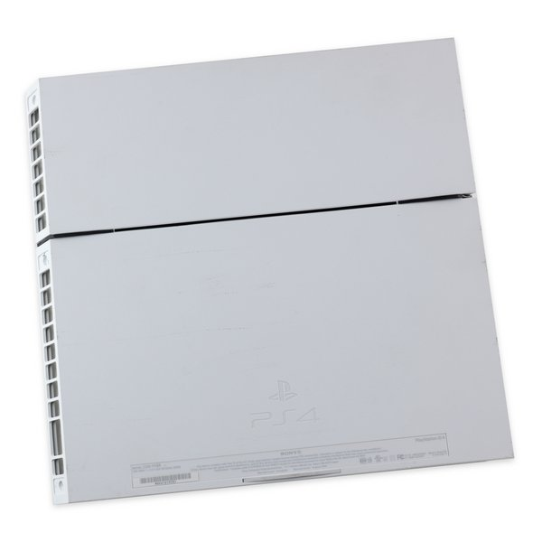 PlayStation 4 (CUH-11XXA) Left Case / White / A-Stock