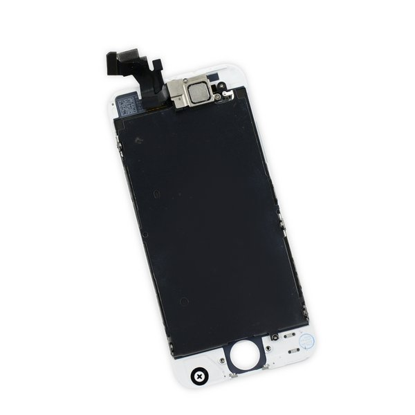 iPhone 5 LCD Screen and Digitizer Full Assembly / New / Part Only / White