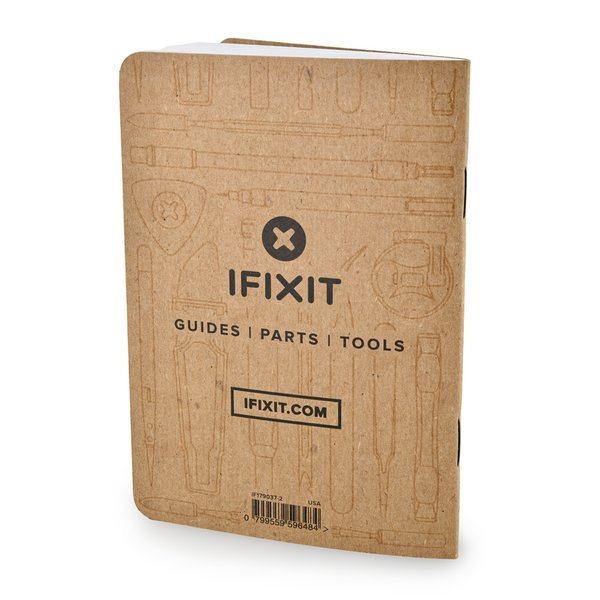 Fix It Yourself Field Notebook