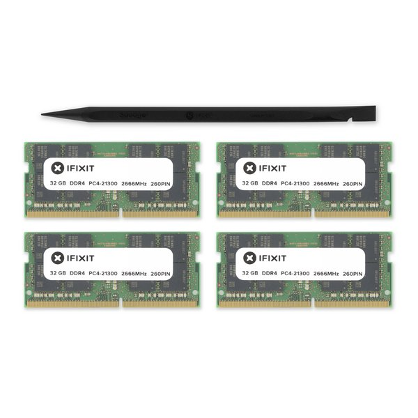 "iMac Intel 27"" EMC 3442 (2020, 5K Display) Memory Maxxer RAM Upgrade Kit"