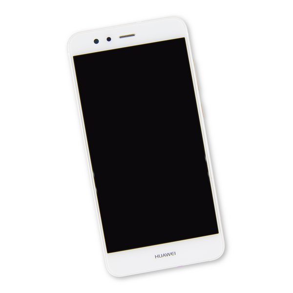 Huawei P10 Lite Screen / White / Part Only