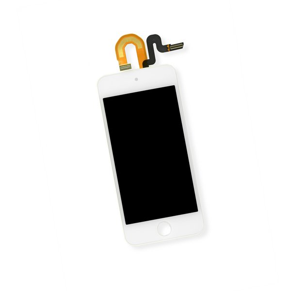 iPod touch (6th Gen) LCD Screen and Digitizer / Part Only / White