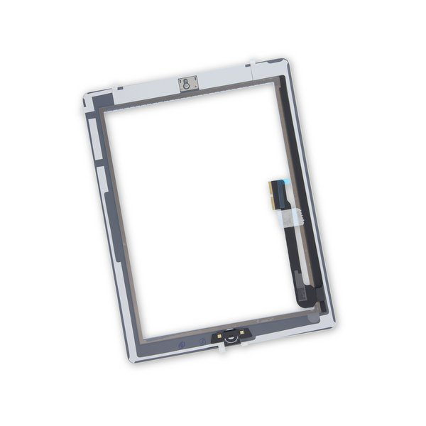 iPad 3 Screen / New / Part Only / White