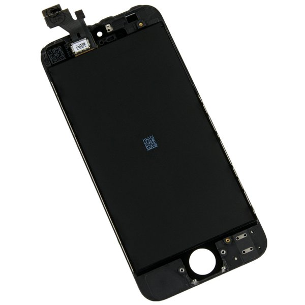 iPhone 5 LCD and Digitizer / New, Premium / Part Only / Black