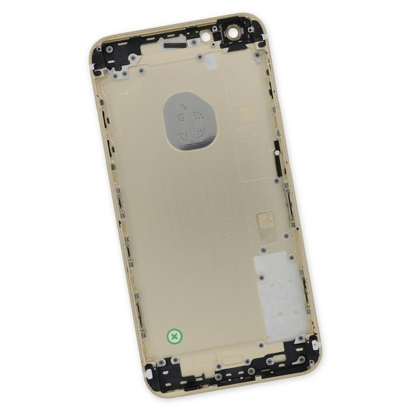 iPhone 6s Plus OEM Rear Case / A-Stock / Gold