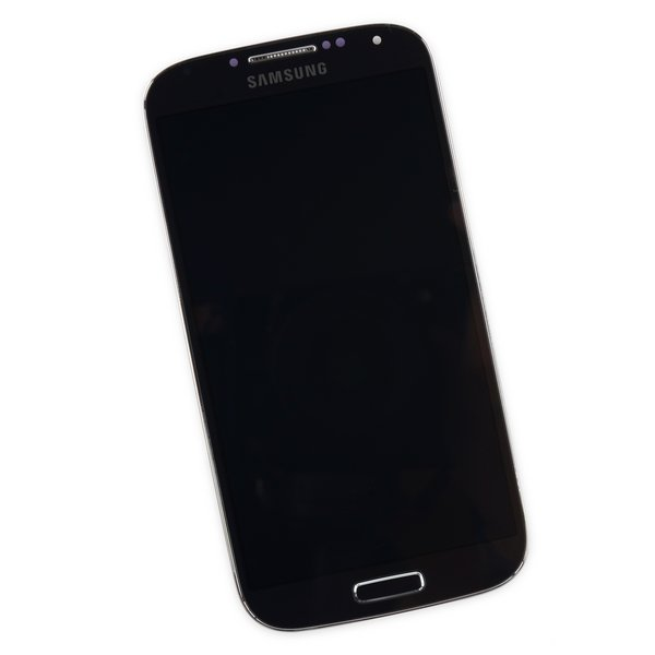 Galaxy S4 Screen and Digitizer (Sprint/Verizon) / Blue / A-Stock