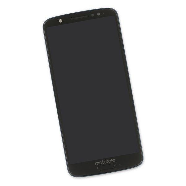 Moto G6 Screen / Blue / Part Only