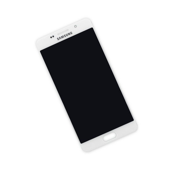 Galaxy A5 (2016) Screen and Digitizer / White