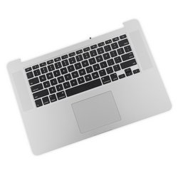 "MacBook Pro 15"" Retina (Mid 2015) Upper Case Assembly"