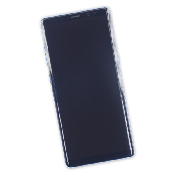 Galaxy Note8 Screen / New / Blue