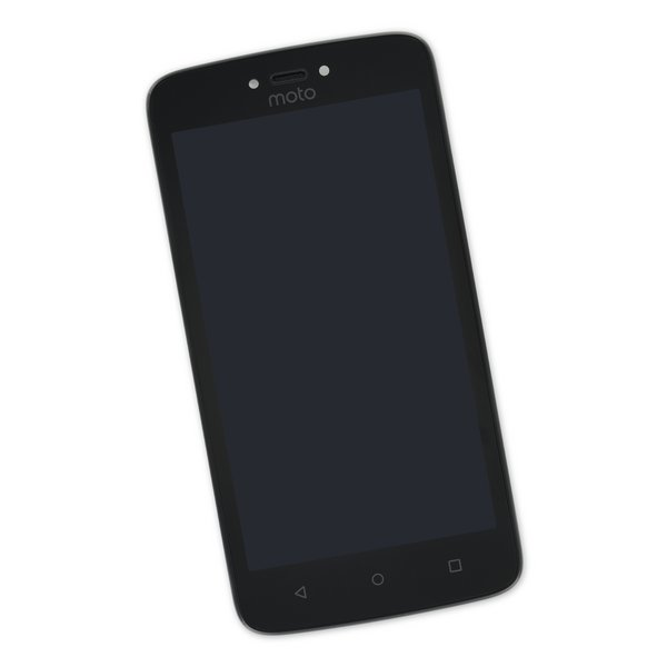 Moto C Screen