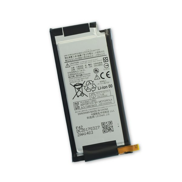 Droid Turbo 2 Replacement Battery / Part Only