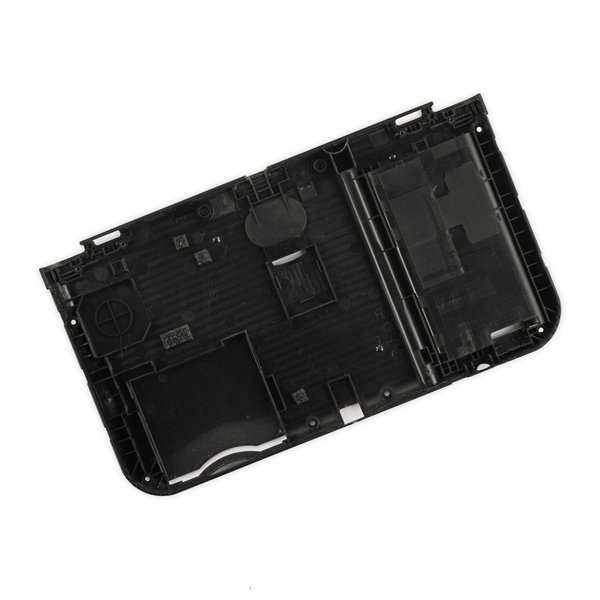 Nintendo 3DS XL (2015) Rear Panel