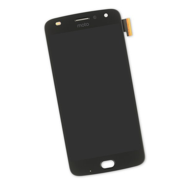 Moto Z2 Play Screen and Digitizer / Black