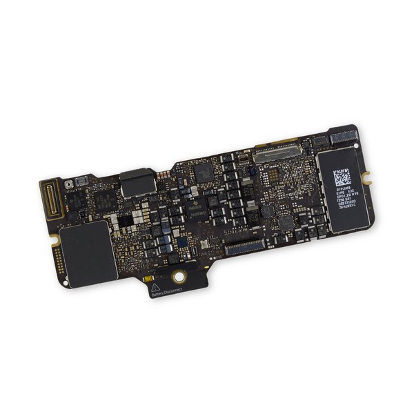 "MacBook 12"" Retina (2017) 1.2 GHz Logic Board"