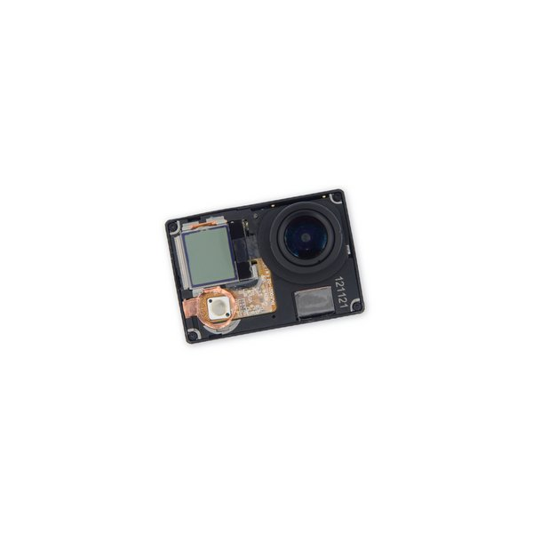 GoPro Hero3 Silver Partial Assembly