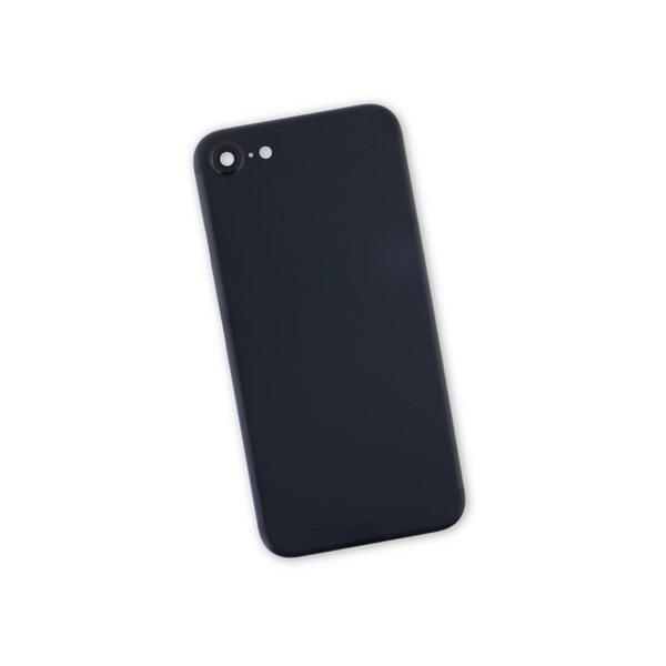 iPhone 7 Blank Rear Case / Black