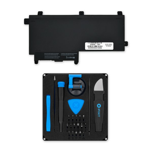 HP ProBook 640 G2 and ProBook 650 G2 Replacement Battery / Fix Kit