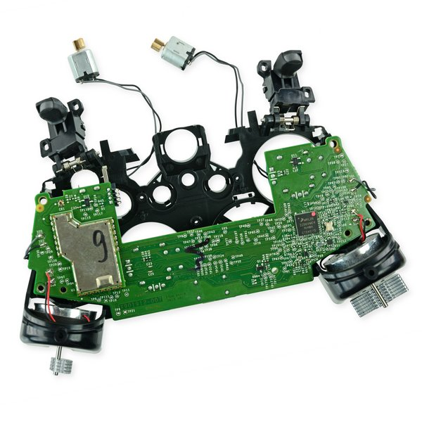Xbox One Controller (1697) Midframe Assembly