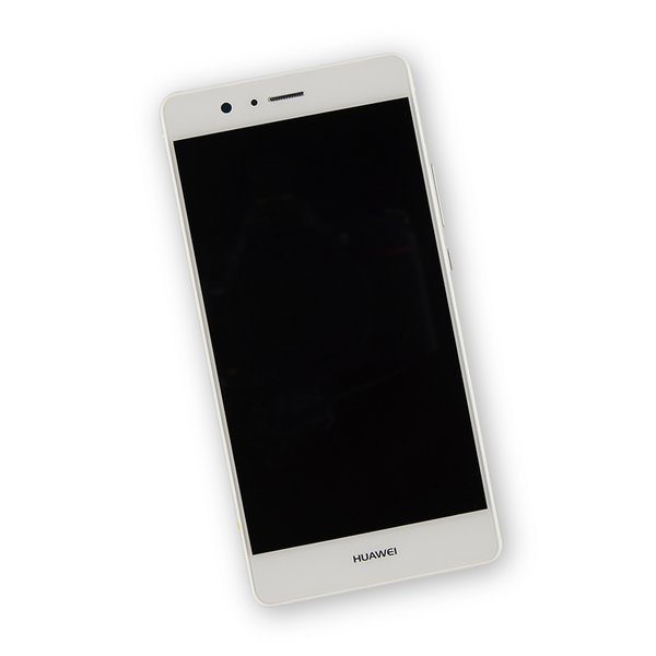 Huawei P9 Lite LCD Screen and Digitizer Assembly / White / Part Only