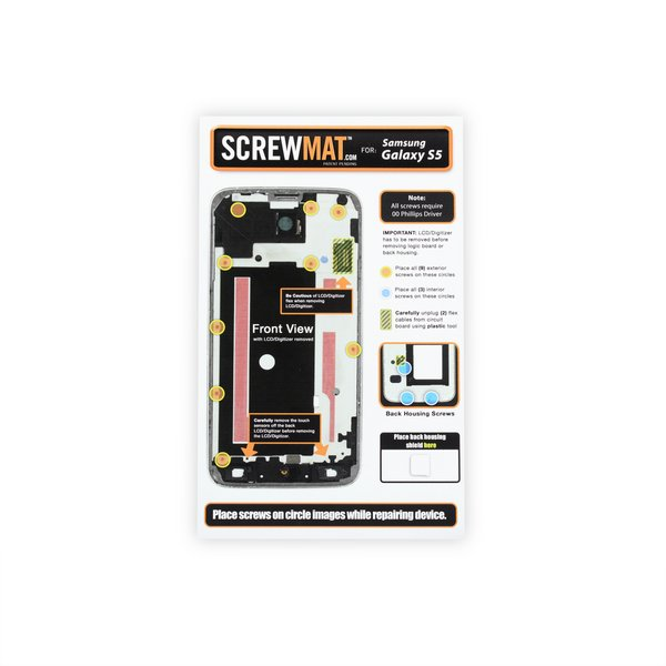 ScrewMat Collection / Galaxy S5