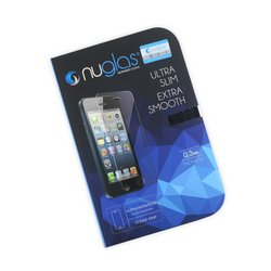 NuGlas Tempered Glass Screen Protector for iPhone 5/5s/5c/SE