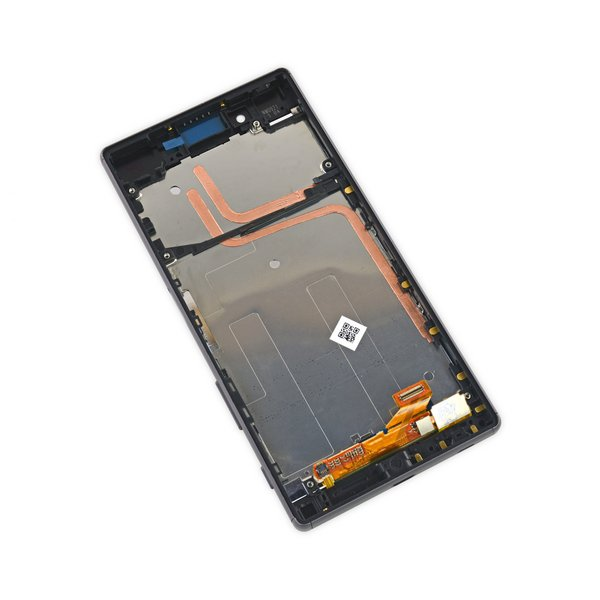 Sony Xperia Z5 Screen Assembly / Black
