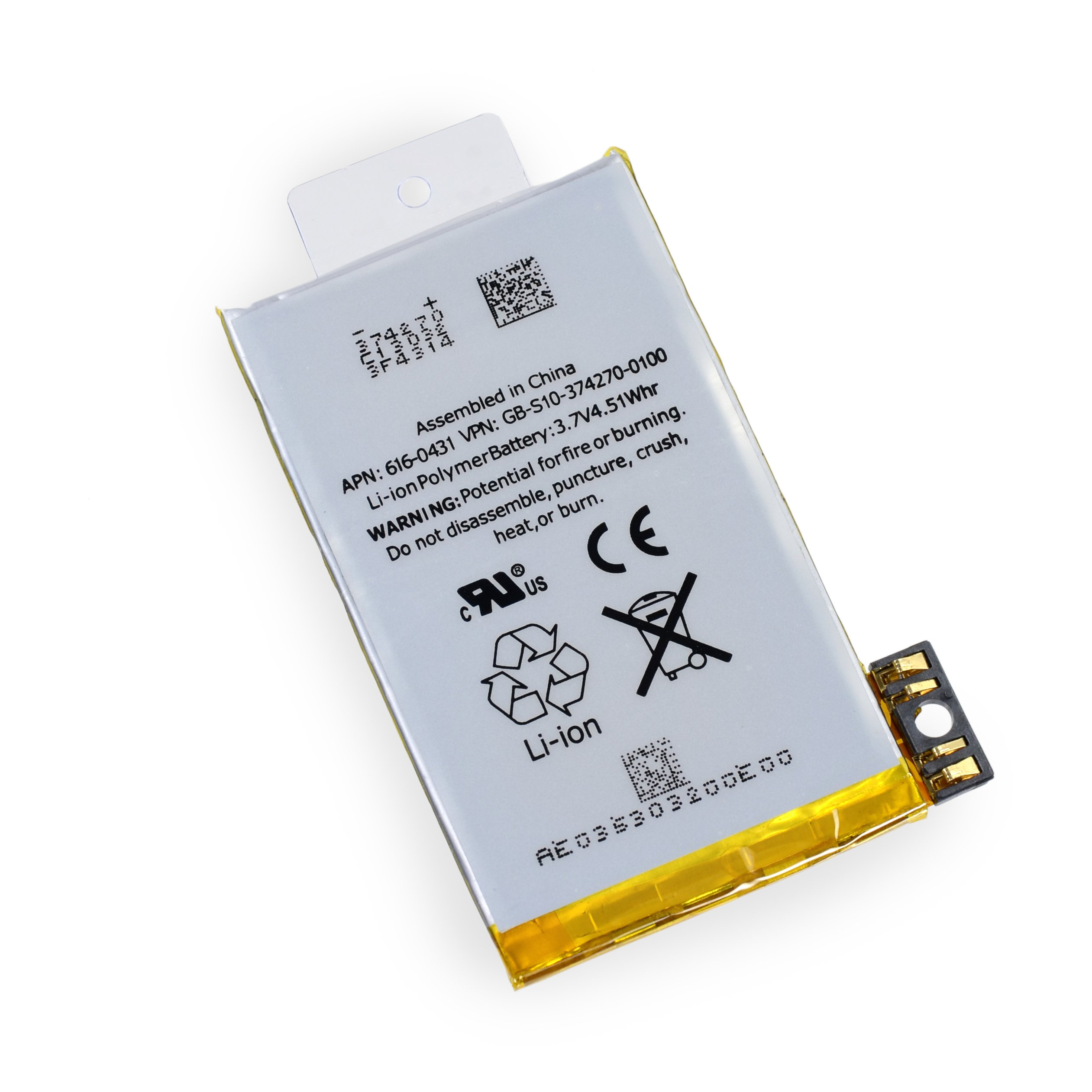 iPhone 3GS Replacement Battery图片
