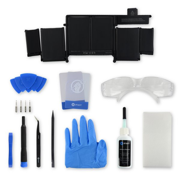 "MacBook Pro 13"" Retina (Late 2013/Mid 2014) Battery / New / Fix Kit"