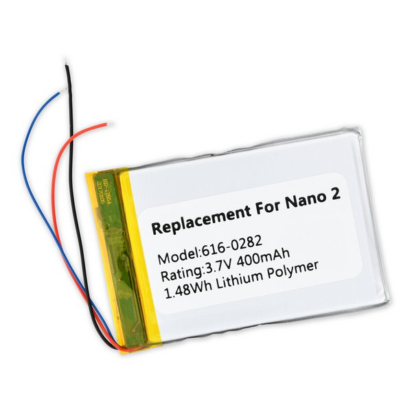 iPod nano (2nd Gen) Replacement Battery / Part Only