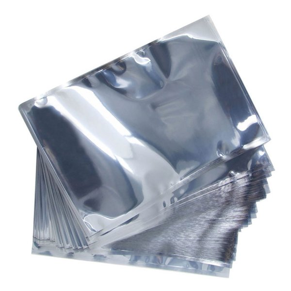 ESD safe bag 100 x 200 mm 100 pack