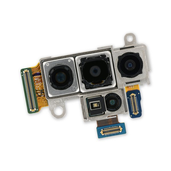 Galaxy Note10+ Rear Camera / New