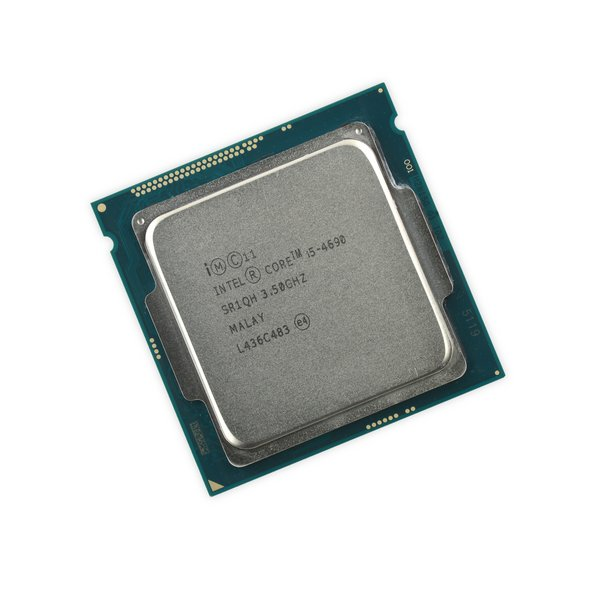 Intel i5-4690 Desktop CPU