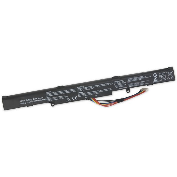Asus A41-X550 Replacement Laptop Battery / Part Only