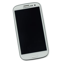 Galaxy S III (International I9300) Screen / White