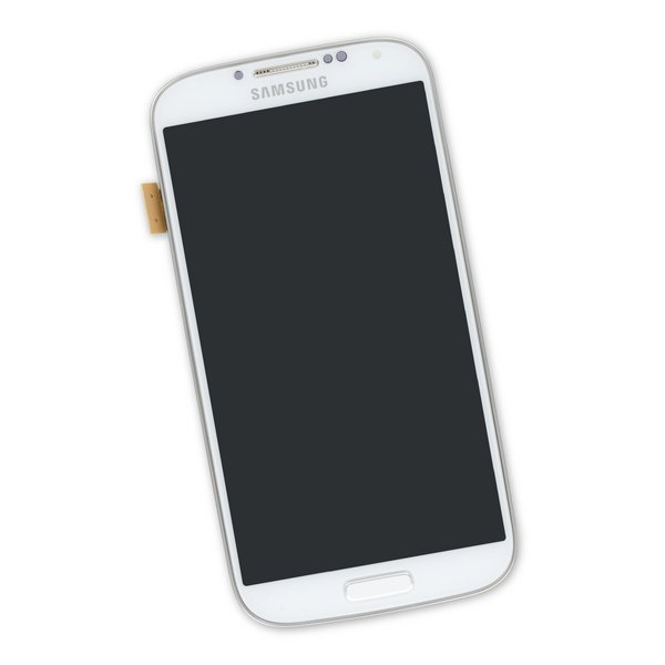Galaxy S4 (I9500) Screen Assembly / White