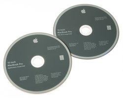 """MacBook Pro 15"""" Unibody (Mid 2009) Restore DVDs"""