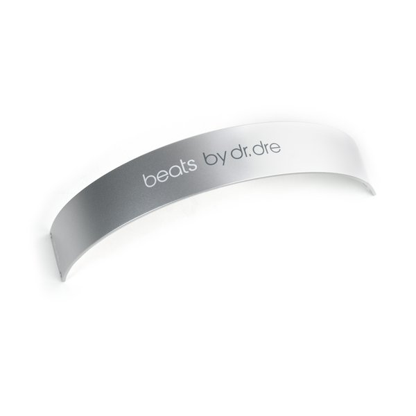 Beats by Dre. Studio Headphones Headband Cover / Silver