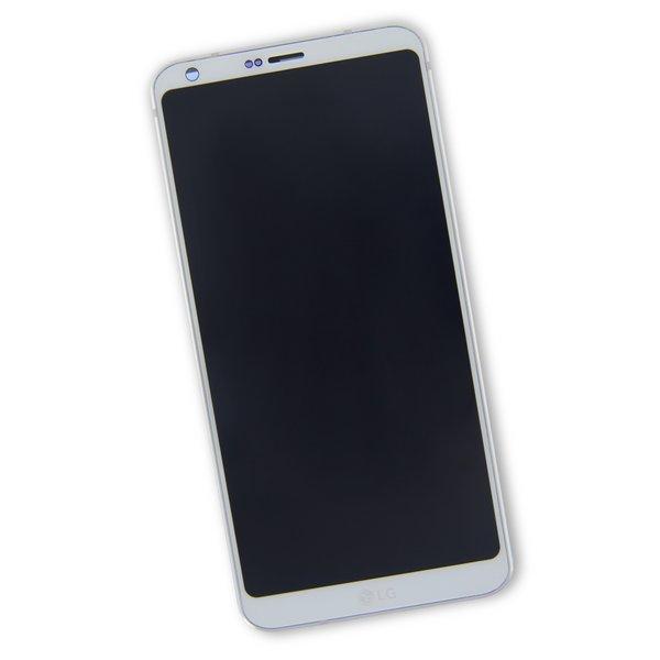 LG G6 Screen / White
