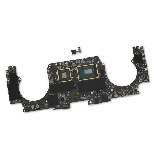 """MacBook Pro 15"""" Retina (Mid 2019) 2.6 GHz Logic Board, Radeon Pro 555X / 16 GB / 256 GB SSD"""