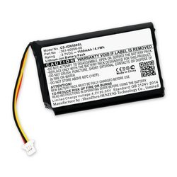 Garmin Nuvi 30/40/50 Replacement Battery