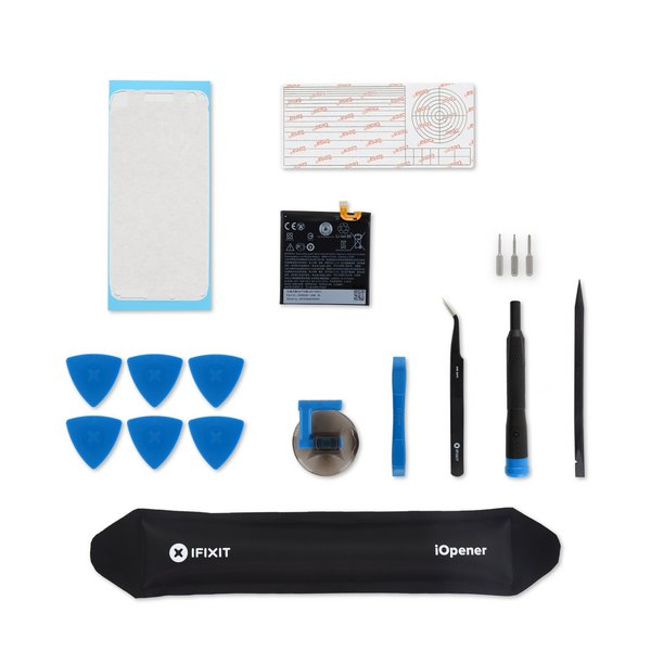 Google Pixel Replacement Battery / Fix Kit v.2