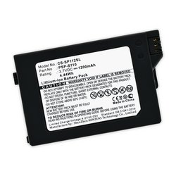Sony PSP 2000/3000 Replacement Battery / New