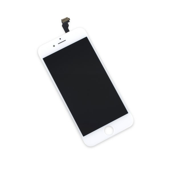 iPhone 6 LCD and Digitizer - Original LCD / White