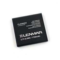 Galaxy S Replacement Battery