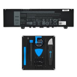 Inspiron 13 5370, 7370, 7373, and 7380 Replacement Battery / Fix Kit